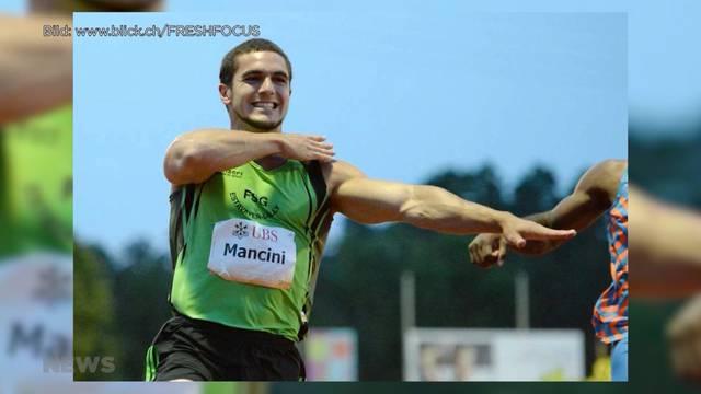 Keine Lizenz mehr für Sprinter Pascal Mancini