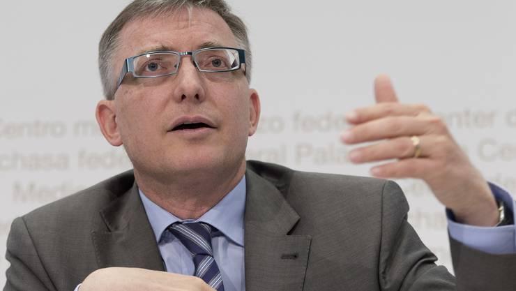Geheimdienstchef Markus Seiler über Cyber-Gefahren