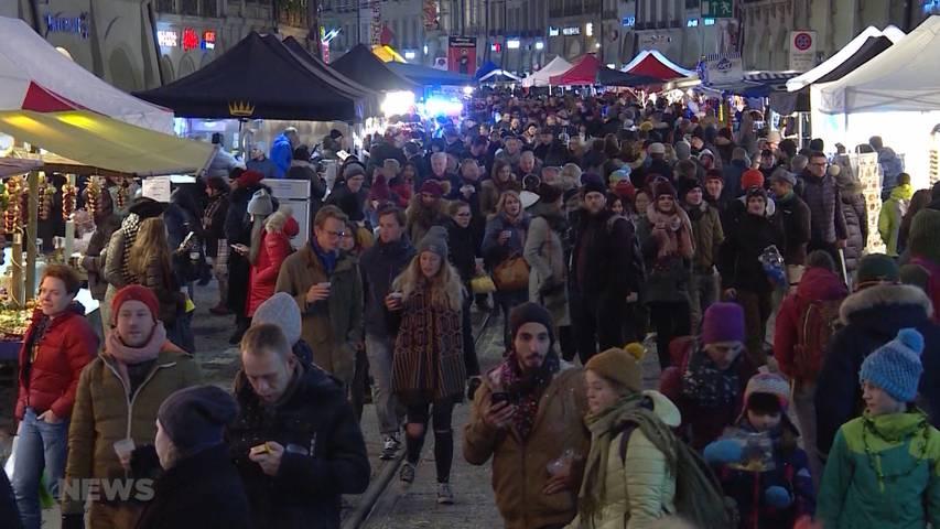 """""""Trockener"""" Zibelemärit: Traditionsfest darf keinen Alkohol ausschenken"""