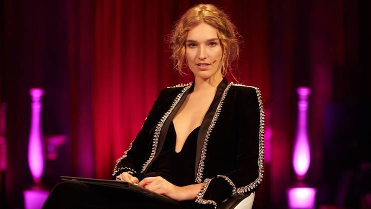 Das Brugger Model Manuela Frey (22) ist die Schweizer Ausgabe von Heidi Klum und moderiert die Castingshow Switzerland's Next Topmodel.