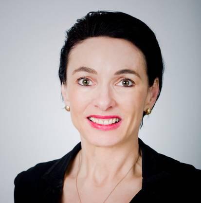 CVP-Grossrätin Marianne Binder
