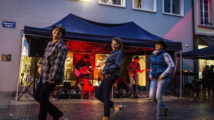 Südstaaten-Groove mit Texmex und Line Dance
