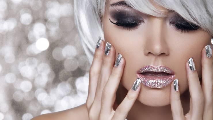 Nicht nur als Schmuck: Silber kann auch in Verbänden als desinfizierendes Mittel verwendet werden.