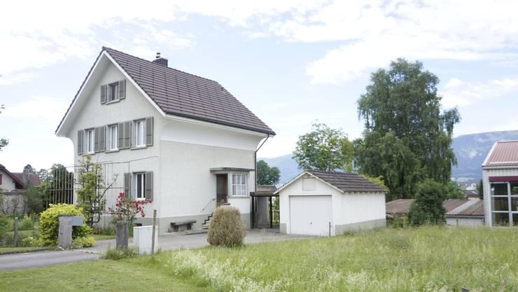 Die Liegenschaft Schulhausweg 88 wurde 2017 von der Gemeinde erworben.