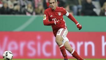 Bayern-Captain Philipp Lahm: Hört er bereits nach dieser Saison auf?