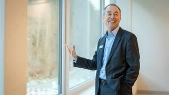 Beat Stierlin ist seit 2000 der CEO der Klinik Barmelweid in Erlinsbach AG. Chris Iseli/Archiv