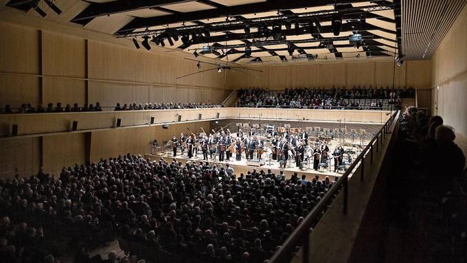 Schlicht, aber beliebt: Die Tonhalle Maag begeisterte Publikum wie Musiker.