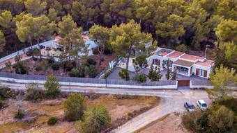 In dieser Villa auf Ibiza soll das Video mit den umstrittenen Aussagen des früheren österreichischen Vizekanzlers Heinz-Christian Strache (FPÖ) aufgenommen worden sein. (Archivbild)