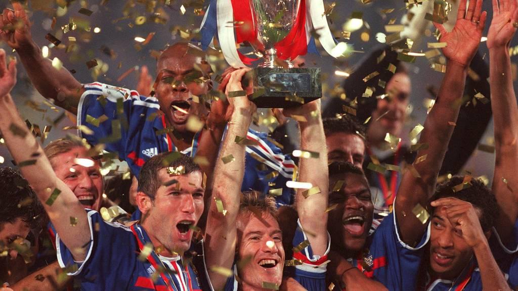 Wie gut kennst du die Équipe Tricolore?