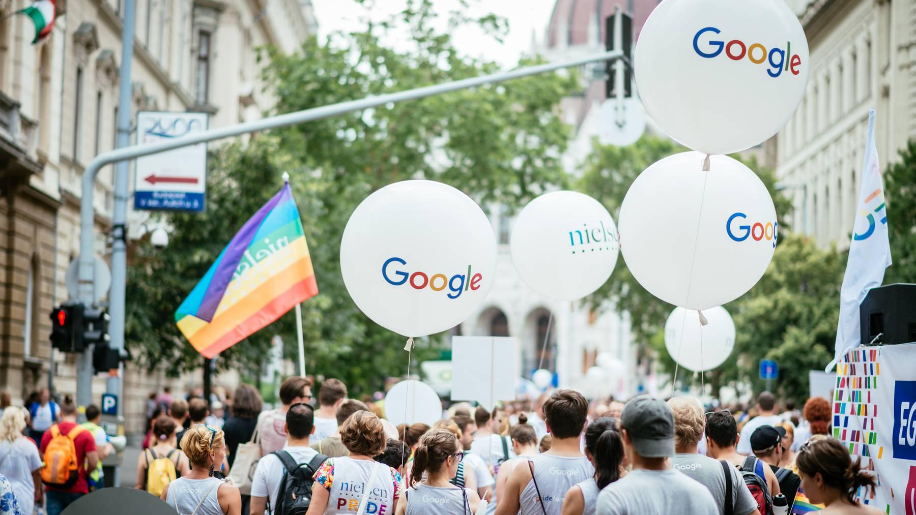 Google Schweiz feiert am Dienstag das 15-jährige Bestehen.