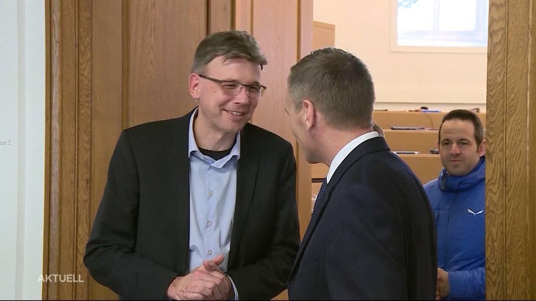 Dieter Egli soll Nachfolge von Urs Hofmann antreten