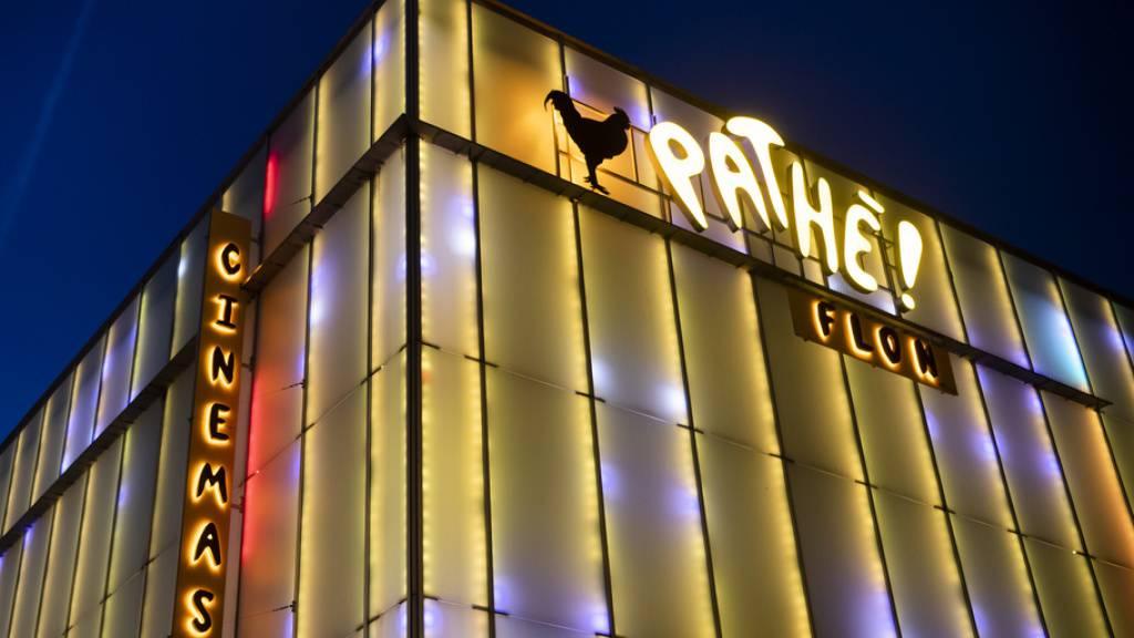 Pathé Schweiz testet Filme in Originalsprache