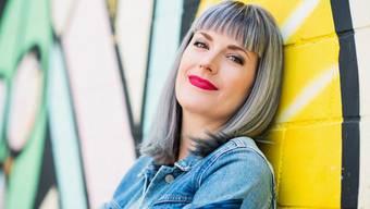 Festivalgängerin von Berufs wegen: Moderatorin Tina Nägeli. (Pressebild SRF)