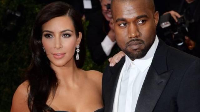 Weiter Rätselraten um Hochzeit von Kardashian und West (Archiv)