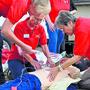 Die Samaritervereine im Kanton haben Nachwuchsprobleme – die Lösung heisst mit anderen Vereinen fusionieren; oder den Verein auflösen.