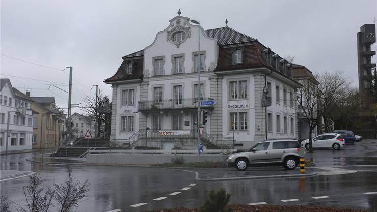 Seit 1986 gehört das ehemalige Hotel und Restaurant Löwen der Gemeinde