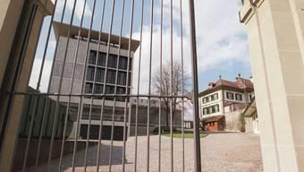 Der Eingang zur Strafanstalt Thorberg (Symbolbild)