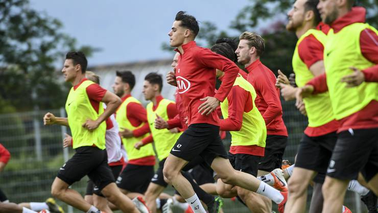 Am Montag erfolgt beim FC Aarau der offizielle Trainingsauftakt, am Freitag reist das Team ins Trainingslager.