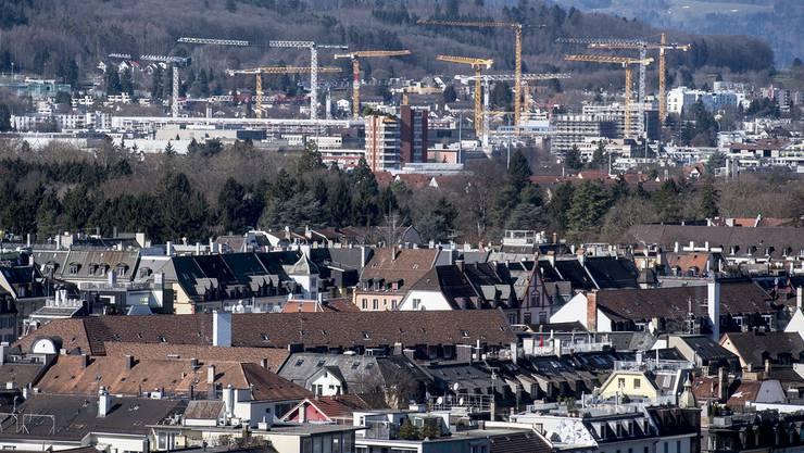 Die Zürcher Stadtverwaltung will es Bauherren einfacher machen. (Symbolbild)