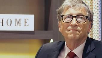 ARCHIV - Fortschritte bei der Arbeitsbekämpfung hat die Corona-Pandemie nach Einschätzung von Microsoft-Gründer Bill Gates zunichte gemacht. Foto: Christian Böhmer/dpa
