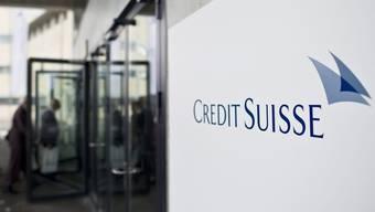 Generalsversammlung der Credit Suisse im Hallenstadion