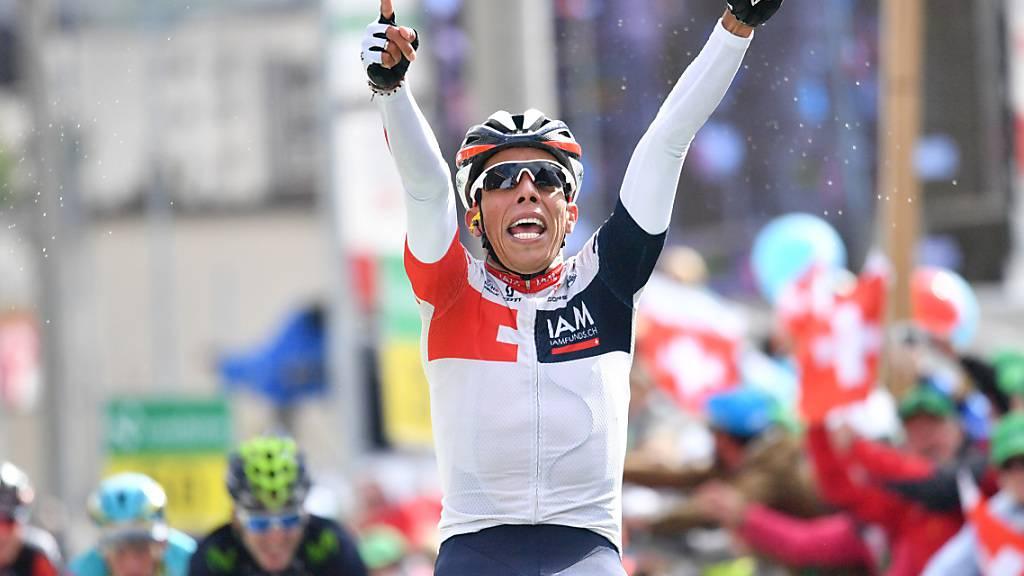 Der Kolumbianer Jarlinson Pantano feierte auch in der Schweiz Erfolge