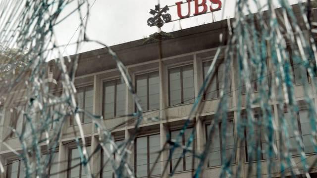 Der Hauptsitz der Grossbank UBS am Zürcher Paradeplatz (Symbolbild)
