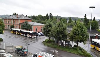 Der Bahnhof Wohlen soll für 2,6 Millionen Franken weiterentwickelt werden.
