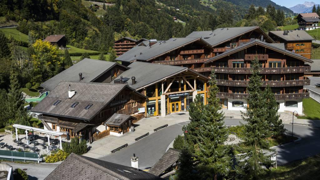 Versteigerung des Thermalbads Val-d'Illiez abgesagt