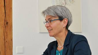 «Nun brauchen wir den höheren Steuerfuss, sonst ist der Aufwandüberschuss zu gross», sagt Gemeindepräsidentin Verena Meyer (FDP). (Archiv)