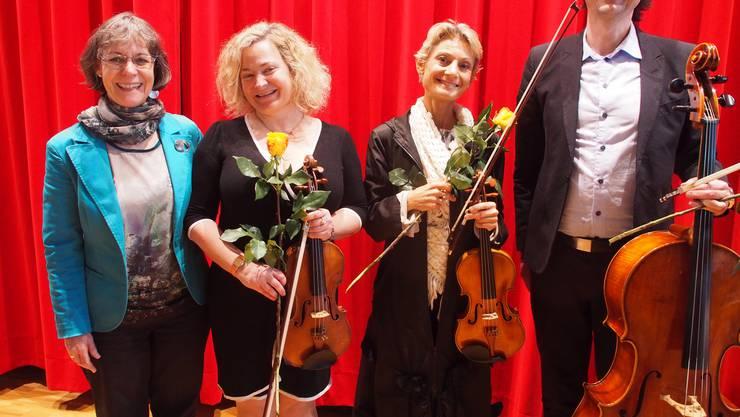 Musica Senza Frontiere mit Katharina Fuhrer. Foto: R.Dätwyler