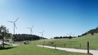 Der Windpark Grenchenberg gilt eigentlich als Vorzeigeprojekt – dennoch ist der Widerstand gross.