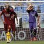 Enttäuschung bei der AS Roma: wieder kein Heimsieg