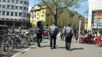 Die Stadtpolizei Zürich erhält den «Rostigen Paragraphen 2012».