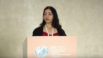 Die ETH-Forscherin, Dr. Samira Asgari, darf derzeit nicht in die USA einreisen.