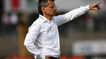 Boro Kuzmanovic bezog bei seinem Debüt als Trainer des FC St. Gallen eine Niederlage