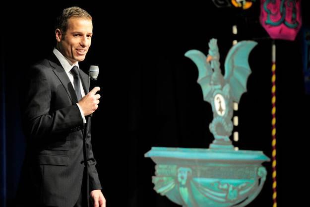 «Offizielles 2012»: Basel hat vier neue Monarchen