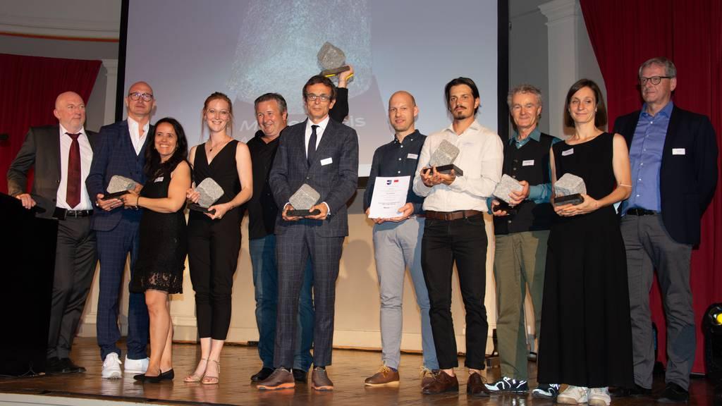 Unsere Redaktorin Nina Köpfer gewinnt Medienpreis Aargau/Solothurn 2020
