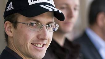 Simon Ammann sieht noch Steigerungspotenzial im Wettkampf.
