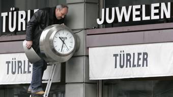 Das Uhren- und Schmuckgeschäft Türler gibt sein Stammgeschäft am Zürcher Paradeplatz auf.