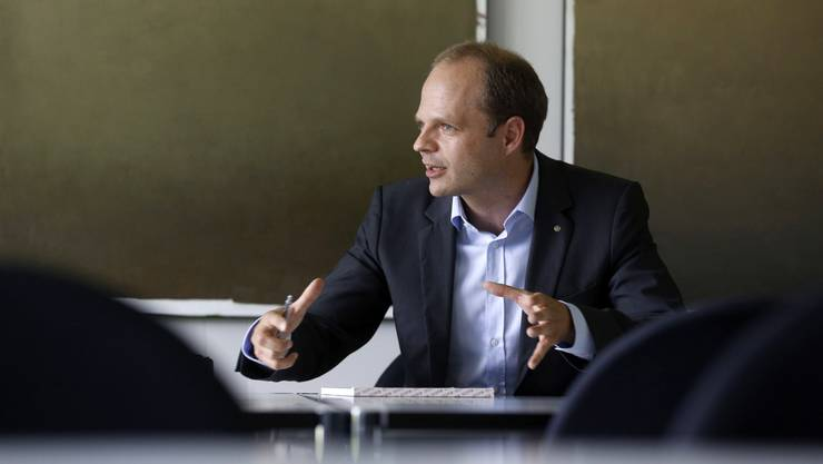 Daniel Probst Direktor der Solothurner Handelskammer: «Ich dachte, dass es knapp wird.»