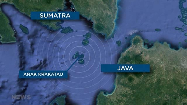 Über 200 Tote bei Tsunami in Indonesien