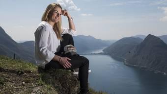 Lara Gut-Behrami beschäftigt die Zusammenarbeit mit Swiss Ski – selbst, wenn die Kulisse im Tessin wunderbar ist.