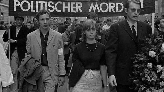Trauerzug für Benno Ohnesorg (1967)