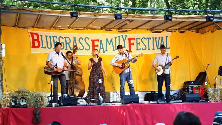 WestWend aus den USA brachten romantische Balladen auf die Waldbühne in Stetten