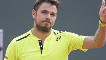 Stan Wawrinkas Zuversicht vor dem French Open steigt