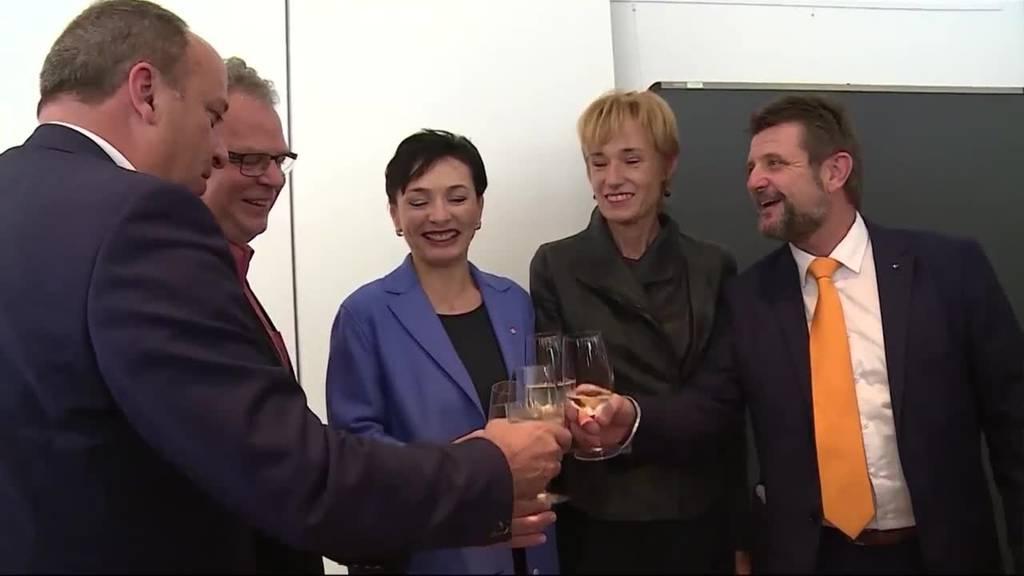 Das sind die Gewinner und Verlierer der Aargauer Nationalratswahlen