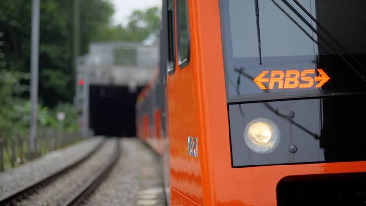 Zug des Regionalverkehr Bern-Solothurn RBS