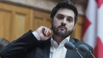 Cédric Wermuth verlangte, die Vereinbarkeit von Familie und Parlamentsmandat zu prüfen.