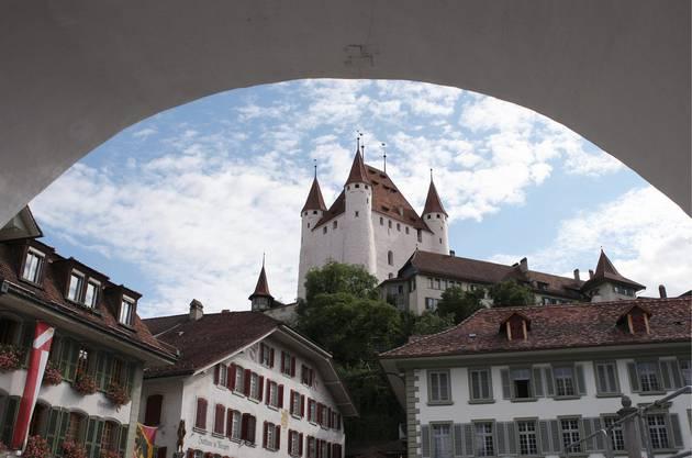 Schloss Thun (BE)